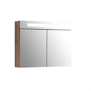 Revital sanitair douchecabines badkamermeubels for Spiegelkast 80 cm